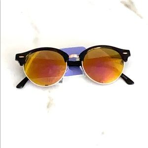 Claire's Preppy Flash mirrored sunglasses, NWT